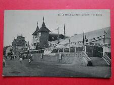 LA BAULE-SUR-MER  :  Le Casino........VO.1913