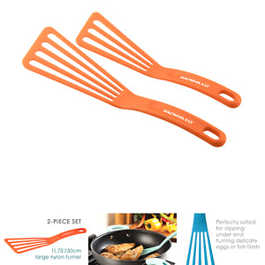 Rachael Ray Kitchen Tools and Gadgets Nylon Cooking Utensils/Spatula/Fish Tur...