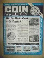 October Weekly Antiques & Collectables Magazines