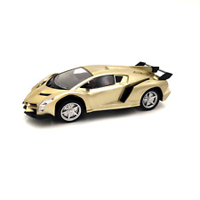 Gold Super Vehicle Model Diecast 1:18 Toy Kang Yang Ultimate Concept Sports Car