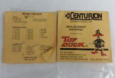 Two Tuf Duck Centurion International EXB VHF 150-162 BNX Replacement Antenna NOS