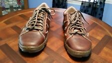 Dr Martens brown leather shoes mens size 7