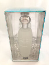 PLEASURES SUMMER FROST Estee Lauder 3.4oz Refreshing Fragrance Eau Fraiche (B28