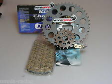 SUZUKI GSXR 1000 07 08 AFAM SPROCKETS & CHAIN KIT 17 43