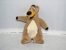 Disney Jungle Book Baloo Bear Dream Pet Japan Sawdust Stuffed 1966
