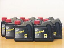 7,30€/l Agip Racing  10W-60  8 x 1 Ltr für Alfa Romeo 166 2.0 T-Spark