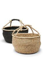 Salt & Pepper Bolga Basket 38 X 32cm RRP $24.95