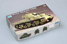 Trumpeter 1/72 07224 M4A3 Sherman