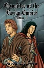 Chronicles of the Varian Empire - Volume 3 by Barbara G.Tarn (2014, Paperback)