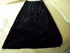 Bice ~  black~ Polyester/spandex~ stretch~ long formal ~unlined ~ Small~ KASA