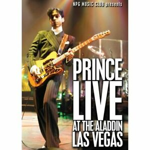 DVD Neuf - Prince - Live At Aladdin Las Vegas