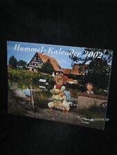 Goebel Hummel Kalender Calendar 2002, Entenmütterchen, hochglanz