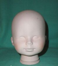 """bisque head """"6409"""" artist repro, to tie in/unpainted/Germany"""