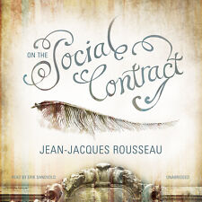 On the Social Contract by Jean-Jacques Rousseau 2013 Unabridged CD 9781441714688
