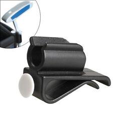 2 Pcs Golf Club Bag Clip On Putter Clamp Holder Putting Organizer Ball Marker