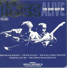 10CC - Alive - The Very Best Of