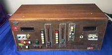 vintage McCurdy custom console control panel  radio station EQ155D MRI PC3931