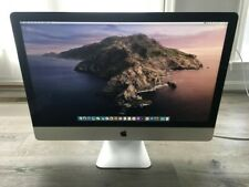 Apple iMac 27 inch Desktop, Late 2013, 3.12 TB Fusion Drive, 3.5 GHz Processor
