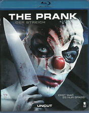 PRANK (The Prank) - (2013) - Blu Ray Disc - Uncut...