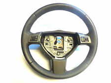 VAUXHALL VECTRA C /SIGNUM LEATHER STEERING WHEEL  WITH BUTTONS CONTROLS