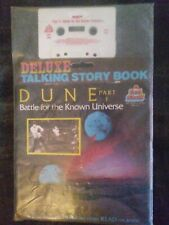 Vintage Children's Deluxe Talking Story Book Dune Part 1 Battle For The Known