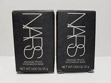 Lot of 2 pcs Nars Smudge Proof Eyeshadow Base 0.05 oz x 2 BNIB AUTHENTIC S41 x2