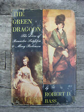 THE GREEN DRAGOON BY ROBERT D. BASS FIRST EDITION WITH BONUS MATERIAL