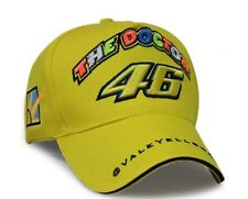 Sport Cap F1 Car Motocycle Racing MOTO GP Rossi VR 46 The Doctor Embroidery Hat