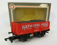 OO Gauge Dapol Nathaniel Pegg Steam Coal & Coke Limited Edition Wagon (L5)