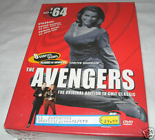 The Avengers '64 Set 2 British TV Cult Classic Set1 OOP Sealed 2000 NEW