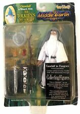 Lotr White Gandolf Toy Vault Club Lord Rings Tolkien Middle Earth Figure #A18