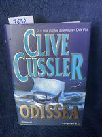 Clive Cussler Odissea