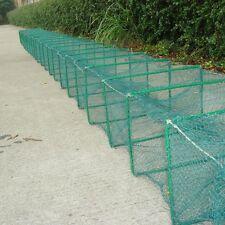 NEW Crab Shrimp Minnow Crawdad Lobster Foldable Bait fishing Cage trap net