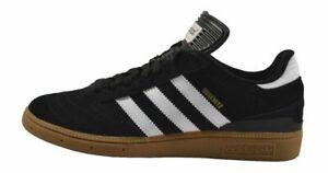 Adidas BUSENITZ PRO Black 1 Running White Gold Skate G48060 (184) Men's Shoes