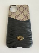 Gucci Case For Iphone 11 With Logo Cardholder