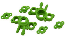 Traxxas 1 16th Slash 4x4 Ford Fiesta Block Mustang RPM Axle Carriers Green 73164