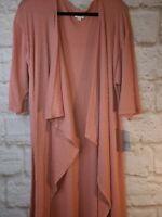 NWT LuLaRoe Shirley M Kimono Solid Mauve Beautiful Simply COMFORTABLE