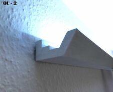 20 Meter LED Band Profil Stuckleiste für indirekte Beleuchtung XPS OL-2 Weiß
