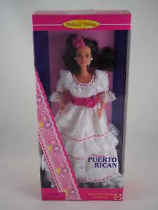 Barbie Dolls of the World - Puerto Rican - 1996, Mattel #16754