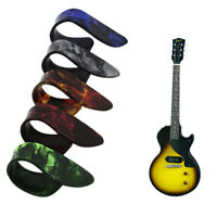 2x Guitar Picks Playing Guitar Plectrums for Thumb Finger 3.5m*1.5cm WC