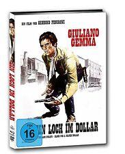 Mediabook EIN LOCH IM DOLLAR Ferroni GIULIANO GEMMA Blood For.. BLU-RAY DVD Box