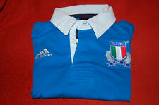 Polo manga corta adidas talla s azul - Italie