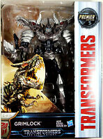 Transformers: Last Knight ~ GRIMLOCK ACTION FIGURE ~ Voyager Class