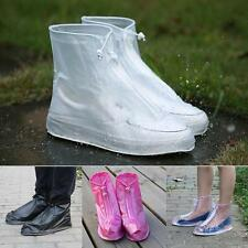 Waterproof Rain Shoes Cover Reusable Boots Overshoes Covers Slip Resistant PH