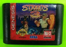 STREETS OF RAGE 2 AND 3  (Sega Genesis) CARTRIDGES ONLY! Works!