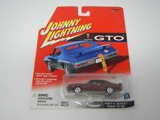 Johnny Lightning Pontiac GTO 1971 GTO 455 H.O.