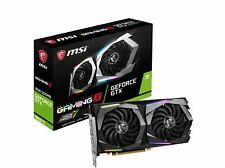 MSI GeForce GTX 1660 Ti GAMING X 6G Graphics Card, PCI-E x16, No SLI, VR Ready