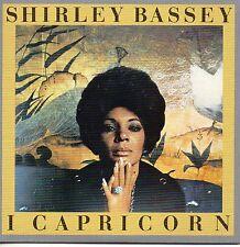 CD Shirley BASSEY I Capricorn (1972) MINI LP REPLICA CARD SLEEVE 12-TRACK