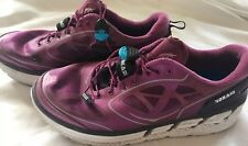 Hoka One One Running Shoes Sz 9.5 AS IS