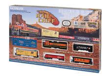 Z Scale Model Train Starter Sets & Packs